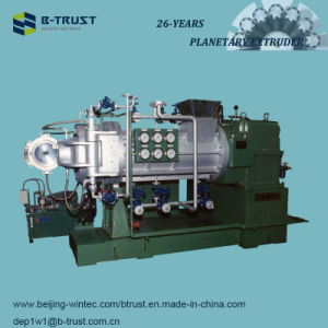 Strainer Extrusion Machine for Calendered PVC Film Line pictures & photos