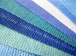 Custimized 9~180g Colorful Eco-Friendly PPSB Nonwoven Fabric pictures & photos