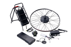 High Power Ebike LED Hub Motor Kit with 250W Motor pictures & photos