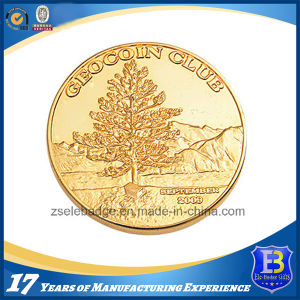Brass Stamped Souvenir Proof Coin pictures & photos