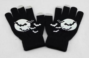 Funny Halloween Party Favor Glow Magic Gloves pictures & photos