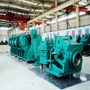 High Speed Top Cross Block Mill for Wire Rod and Deformed Bar Production Line pictures & photos