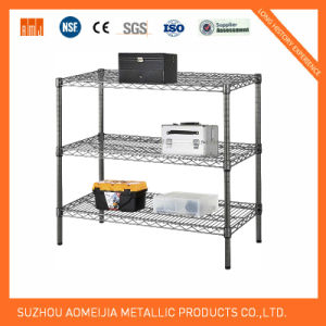 Amjh029s Metal Wire Shelf with Ce Certification pictures & photos