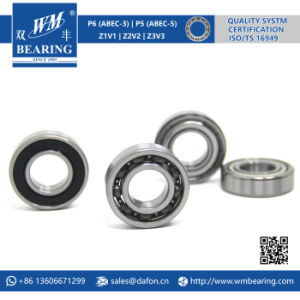 High Quality Deep Groove Ball Bearing (6002) for Skateboard pictures & photos