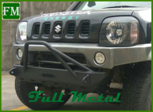 Front Steel Bumper for Suzuki Jimny Apio 07-15 Years pictures & photos