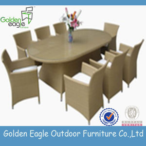 Hot! ! Outdoor Patio Rattan Dining Set (TY0002) pictures & photos