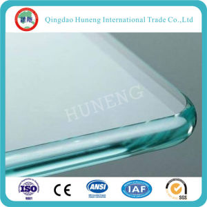 Clear Tempered Table Top Tempered Glass pictures & photos