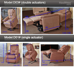 Hot Selling Office Lift Chair (D03-K) pictures & photos
