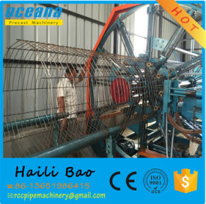Cage Welder for Concrete Pipes pictures & photos