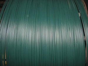 PVC Coated Wire, PVC Coated Iron Wire, PVC Coated Tie Wire pictures & photos