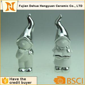 Wholesale Showpiece Handmade Ceramic Figurine pictures & photos
