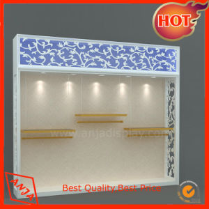 Metal Clothing Display Units Cloth Rack Design for Shops pictures & photos