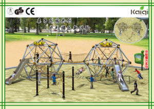 Kaiqi Group Outdoor Playground -- Physical Rubik pictures & photos