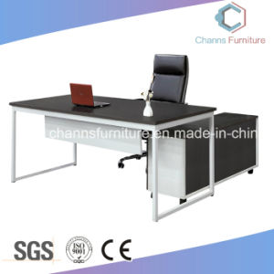 Modern Wooden Furniture Manager Desk Work Office Computer Table pictures & photos