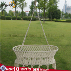 Nature Color Folding Basket Outdoor Safe Baby Hammock pictures & photos