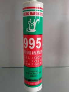 High Performance Silicone Building Sealant with Hard Package pictures & photos