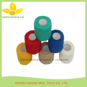 Surgical Self Adhesive Compression Dressing Bandage pictures & photos