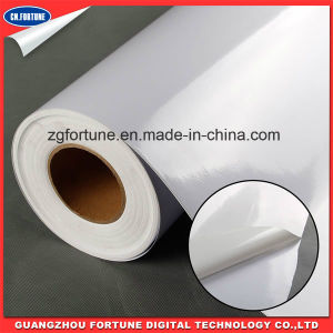 PVC Vinyl Self Adhesive Vehicle Wrapping Film pictures & photos