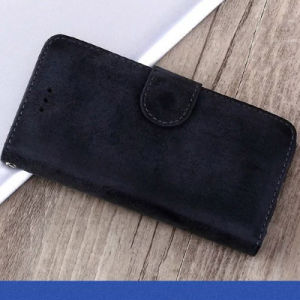 Flip Leather Cover Wallet Cell Phone Case for iPhone 5s pictures & photos