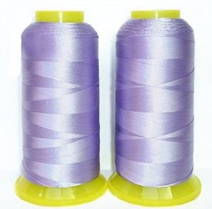 Popular High Tenacity Polyester Filament Sewing Thread for Leather Items pictures & photos