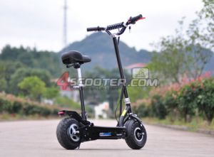 Easy Foldable Light Powerful Electric Scooter pictures & photos