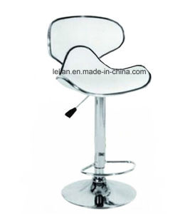 PU Leather Barstool for Bar Furniture Seating (LL-BC024) pictures & photos