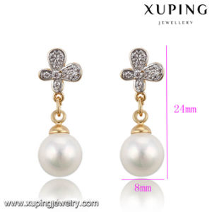 91441 Fashion Charm Pearl Jewelry Earring for Women pictures & photos