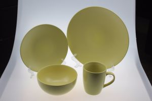 Wholesale Round Shape Ceramic Dinnerware pictures & photos