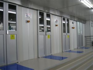Auto Sensor Person/Cargos Air Shower in Cleanroom pictures & photos