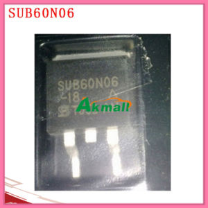 Sub60n06 To263 Car Electronic Transistor Auto ECU IC Chip pictures & photos