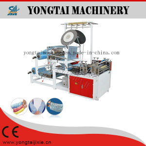 Model-Xtj PE and Non Woven Sleeve Cover Making Machine pictures & photos