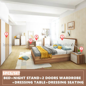 Bj01A Various Wooden Furniture Design Bedroom Furniture Sets pictures & photos