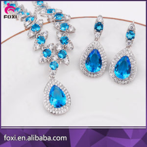 Fashion Cubic Zircon Stone Jewelry Sets for Women pictures & photos
