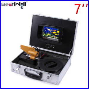 Underwater Camera with 7′′ Screen 20m to 300m Cable Cr110-7 pictures & photos