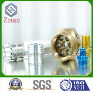 Precision OEM CNC Manufacturing Machining Machined Machinery Parts pictures & photos
