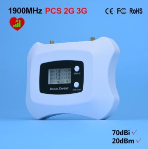 1900MHz Cell Signal Booster with High Gain 70dBi 2g 3G pictures & photos