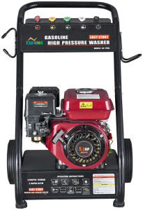 Gasoline Engine High Pressure Car Washer 180bar 2600psi pictures & photos