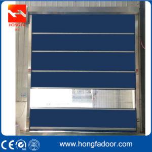 Rapid Rolling Shutter Door Gate Roller PVC Shutter Door (HF-20) pictures & photos