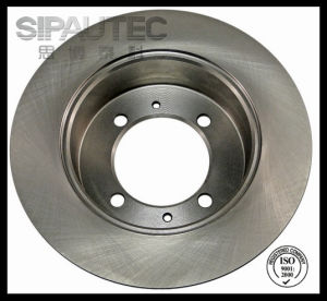 Df1217 Solid Front Disc Brake Rotor for Citroen (424689) pictures & photos