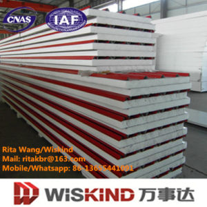 EPS Sandwich wall panel production line with CE, ISO certificate pictures & photos