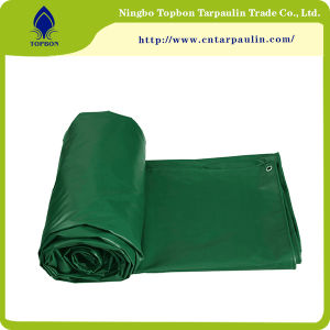 Rough Durable Waterproof PVC Tarpaulin for Cobver Use as Hay Cover in Argriculture pictures & photos