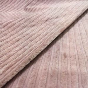 97% Cotton 3% Spandex 6 Wales Corduroy Fabric for Garment pictures & photos