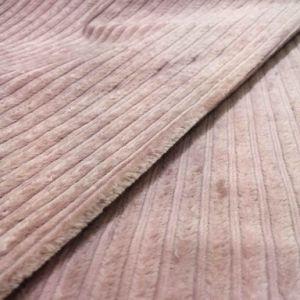 97% Cotton 3% Spandex 6 Wales Corduroy Fabric for Garment