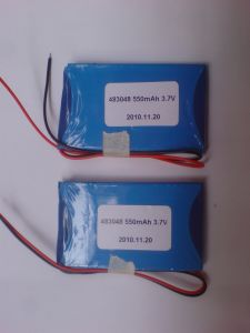 High Quality Lithium 3.7V 2300mAh Li-ion Polymer Battery