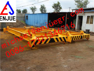 20FT 40FT Container Spreader Container Lifting Spreader for Forklift pictures & photos
