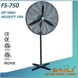 "Good Quality 30"" High Velocity Stand Fan pictures & photos"