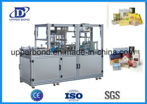 Transparent Film Outer Packing Machine
