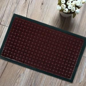 Footprint Foot Print Shape/Shaped Welcome Entrance Door Floor Rugs Caprets Bath Mats pictures & photos