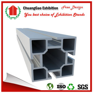 Maxima System Square Extrusion for Trade Show Booth pictures & photos