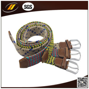 Wholesale Elastic Stretch Braid Belt for Man and Woman pictures & photos